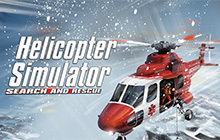 Helicopter Simulator 2014: Search and Rescue Badge