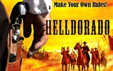 Helldorado Badge
