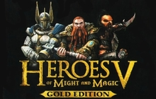 Heroes Of Might and Magic V: Gold Edition Badge
