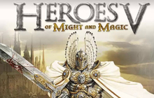 Heroes of Might & Magic V Badge