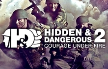 Hidden & Dangerous 2: Courage Under Fire Badge