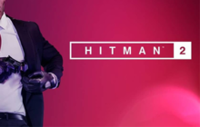 HITMAN 2 Badge