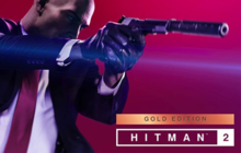 HITMAN 2 Gold Edition Badge