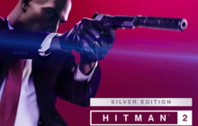 HITMAN 2 Silver Edition Badge