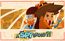 Holy Potatoes! A Spy Story?! Badge