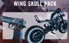 Homefront®: The Revolution - The Wing Skull Pack Badge