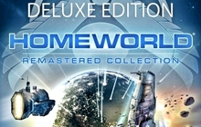 Homeworld Remastered Collection Deluxe Edition Badge