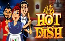 Hot Dish Badge