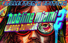 Hotline Miami 2: Collector's Edition Badge