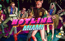 Hotline Miami Badge