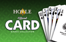 Hoyle Official Card Games Badge