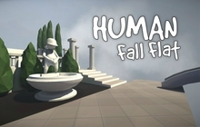Human: Fall Flat Badge