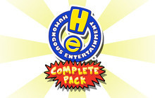 Humongous Entertainment Complete Pack Badge