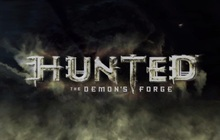 Hunted: The Demons Forge Badge