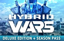 Hybrid Wars Deluxe Edition + Season Pass Badge
