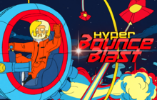 Hyper Bounce Blast Badge