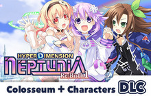 Hyperdimension Neptunia Re;Birth 1 - Colosseum + Characters DLC Badge