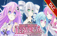 Hyperdimension Neptunia Re;Birth2 Additional Content Pack 2 Badge
