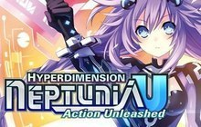 Hyperdimension Neptunia U Difficult Quest Badge
