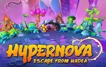 HYPERNOVA: Escape from Hadea Badge