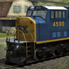 Train Simulator: CSX SD80MAC Loco Add-On