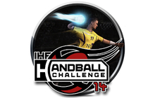 IHF Handball Challenge 14 Badge
