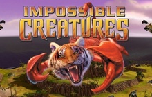 Impossible Creatures Badge