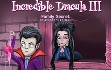 Incredible Dracula III: Family Secret Collector's Edition Badge