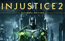 Injustice 2 Ultimate Edition Badge