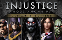 Injustice: Gods Among Us Ultimate Edition Badge