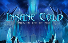 Insane Cold: Back To The Ice Age Badge