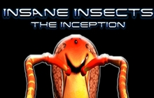 Insane Insects: The Inception Badge