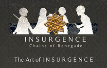 Insurgence - Chains of Renegade Artbook Badge