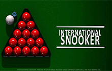 International Snooker 2012 Badge