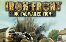Iron Front Digital War Edition Badge