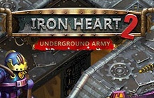 Iron Heart 2 Badge
