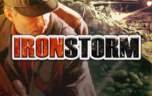 Iron Storm Badge
