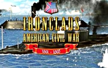 Ironclads: American Civil War Badge
