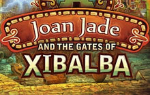 Joan Jade and the Gates of Xibalba Badge