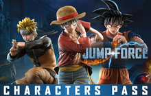 Jump Force - Characters Pass Badge
