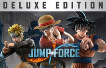 JUMP FORCE - Deluxe Edition Badge