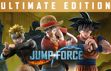 JUMP FORCE - Ultimate Edition Badge