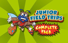 Junior Field Trips Complete Pack Badge