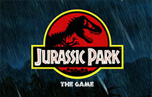 Jurassic Park: The Game Badge