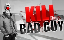 Kill The Bad Guy Badge