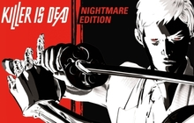 KILLER IS DEAD - Nightmare Edition Badge