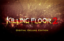 Killing Floor 2 Digital Deluxe Edition Badge
