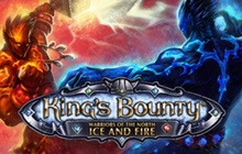 King's Bounty: Warriors of the North - Ice and Fire Badge