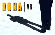 Kona VR Badge