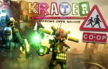 Krater - Collector's Edition Badge